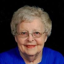 Audrey Mae Bergstrom