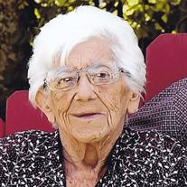 Annie Mae Ahlhorn