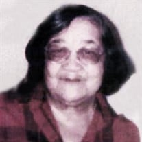 Mrs. Ethel Media Williams