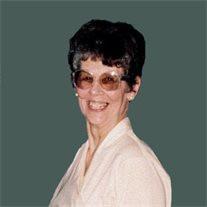 Betty Lou Sanderson