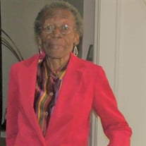 Reverend Dorothy Jacqueline Gamble