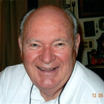 "Mr. LeRoy ""Lee""  Frank Krizka of Hoffman Estates"