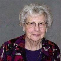 Dorothy Mae Johnston