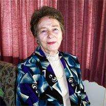 Ruby Jean Bearinger Wedgewood