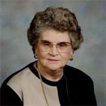 Barbara Ann Wagner