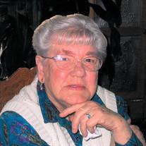Mrs. Frances Aleen Neisler