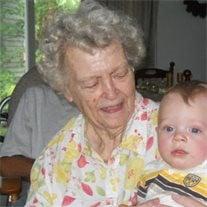 Marjorie Joyce Currie