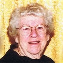 Bonnie Earlene Olson