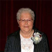 Aletha  Mae Woslager