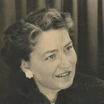 Irmgard Hermina Thorpe