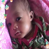 Baby Kenyah Amaree McCargo