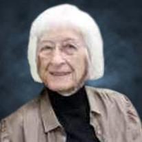 Agnes R. Eanes