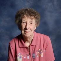Dorothy Anne Fagan
