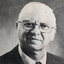 "Dr. Theodore J. ""T.J"" Vogelweid DVM"