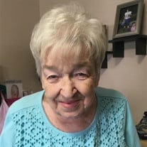 Barbara Jean Lovell Edwards Sanders