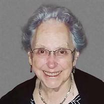 Elizabeth A.  Christenson (née Ammann)