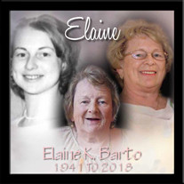 Elaine Kathleen Barto