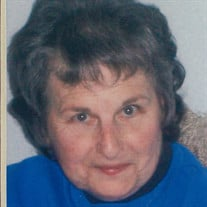 """Genevieve J. """"Joan"""" Bedock"""