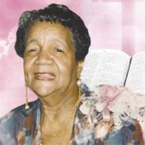Mrs. Maxine Ella Harrell