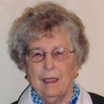 Violet Carlson Evans