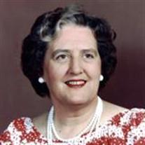Miss Dona E. Dise