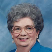 Mrs. Alma Janette Murley