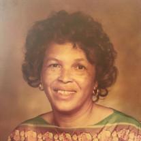 Mrs. Ruby Lee Butler