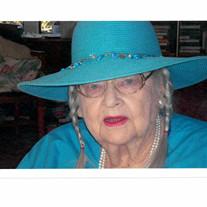 Mabel Fentress Miller