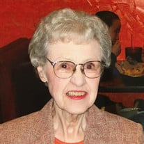Marie M.  Morrow