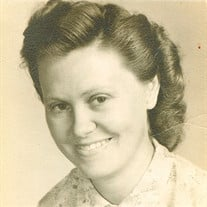 Mrs. Etrulia Winchester Gibson
