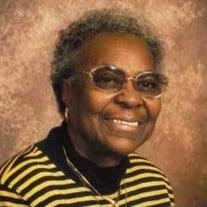 Mrs Dora Jackson