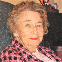 Mrs. Jean Lucille Atkinson Clark