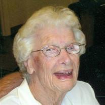 Margaret McGregor