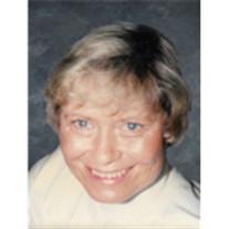 Kaye Frances (Klopfenstein) McKerchar