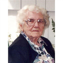 Mildred May Ostrand