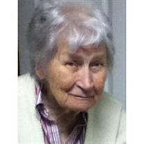 Alice Matilda Lindstrom Shumaker