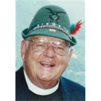 The Rev. Webster Gesner Barnett