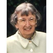 Evelyn B. Shafer