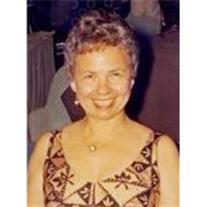 Maxine Dorothy Eastman