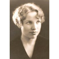 Helen Cunningham Badgley
