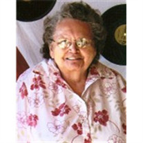 Mable Roberta Purser Cordero