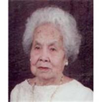 Maria Soriano Tabafunda