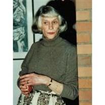 Patricia Haldeman