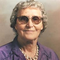 Eva Gertrude Echelberry
