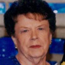 Mary Doris Deatrick Malloy