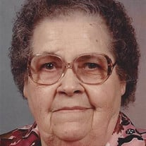 Mary Louise Thixton