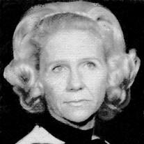 Marianne Hewett Forester