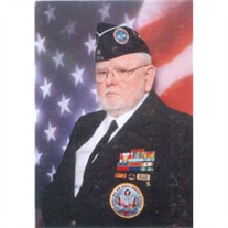 Sgt. Larry D. Swope , US Army (ret)