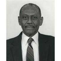 Retired Sergeant Major Jesse C. Ewing