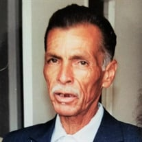 Raul Palacios, Sr.